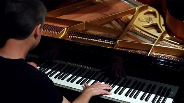 Le cerveau des pianistes classiques fonctionne différemment de celui des pianistes jazz