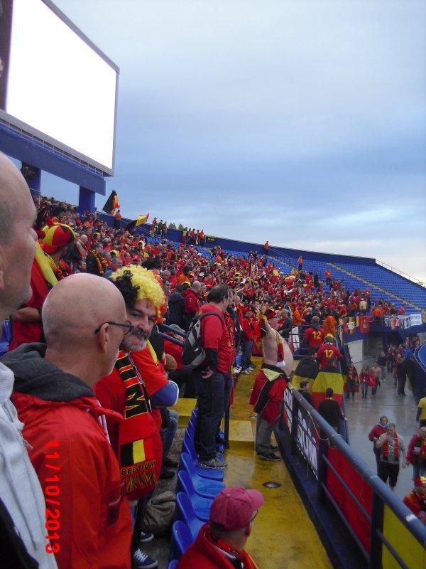 Croatie - Belgique