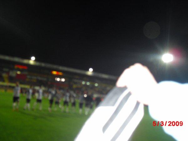 KV Mechelen - Rcsc PO2