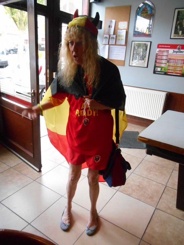 Belgique - Algérie
