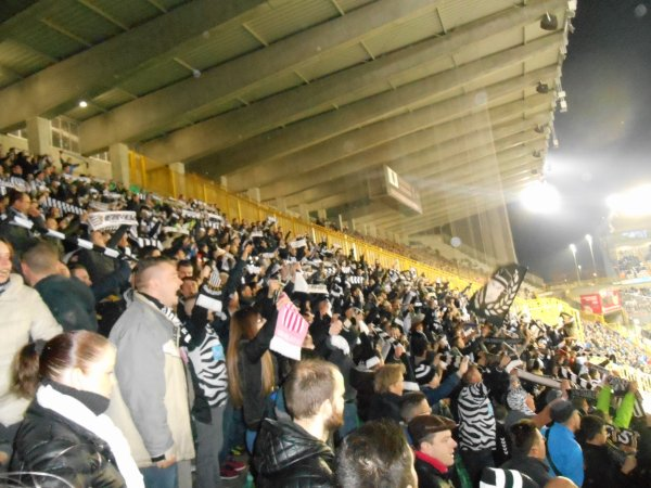KV Bruges -  Rcsc