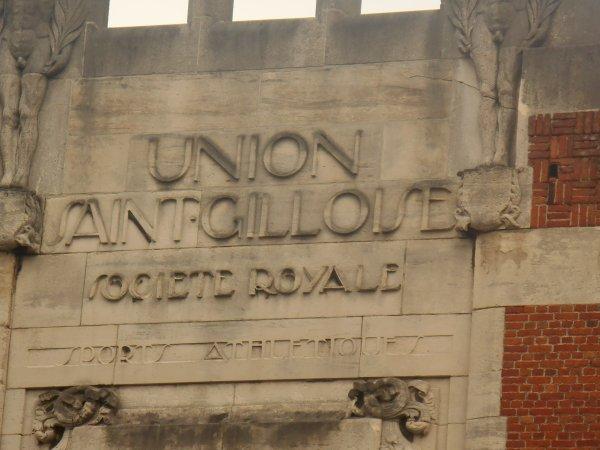 Union St Gilloise - RCSC