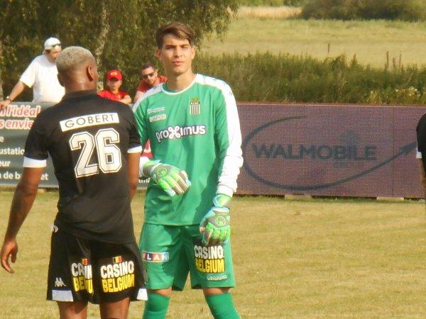 Rcsc-Tubize match amical