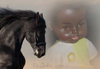 Les Beautés noires !