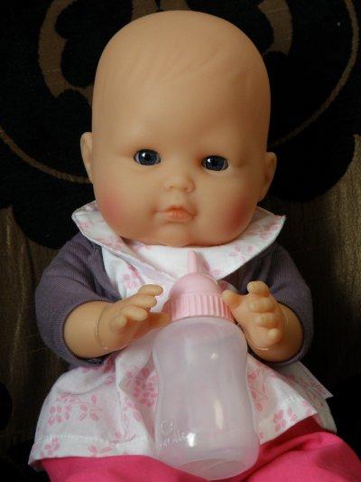 """Bébé do """"Mode"""" Corolle 2010"""