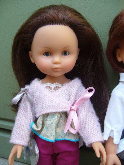 Poupées Chéries Chloé et Clara de Corolle