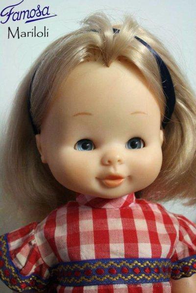 Mariloli de Famosa - petite soeur de Nancy circa 1970 - A ADOPTER