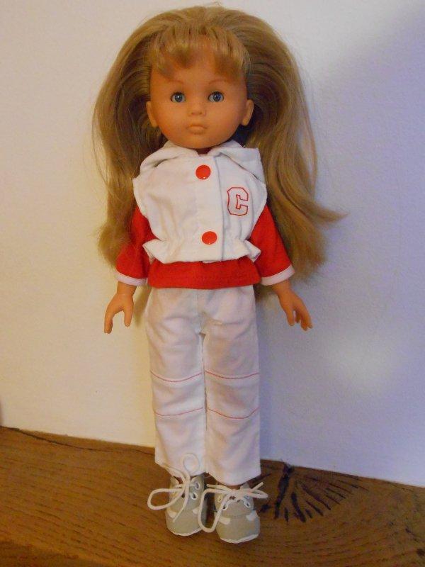 Camille - poupée Chéries Corolle...et une de + !