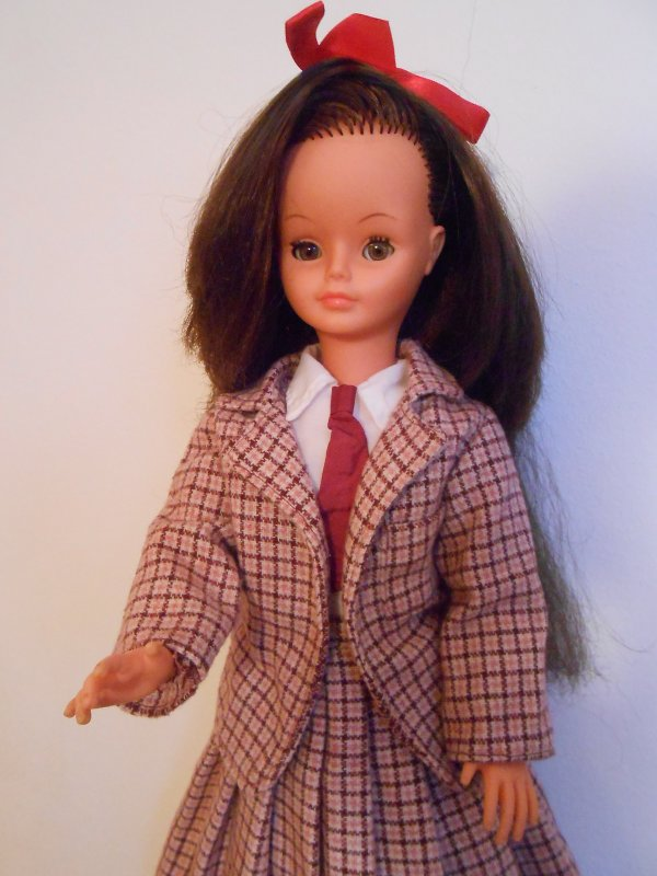 Cathie Bella Shopping 1979