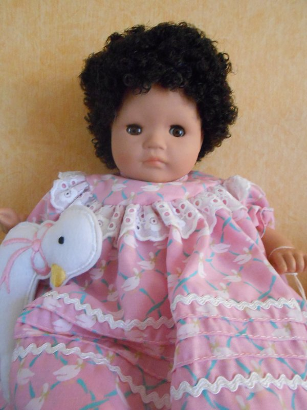 Lisa et Ming Ming de Dolls by Pauline