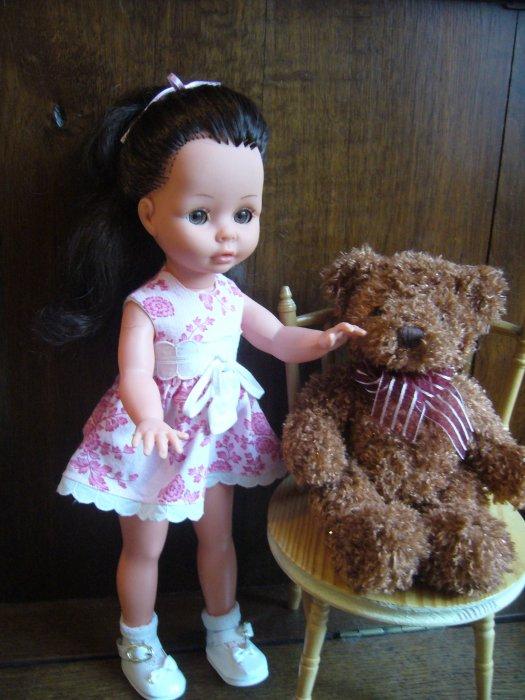 Poupées de Magueva  -  Marienkäfer Puppen