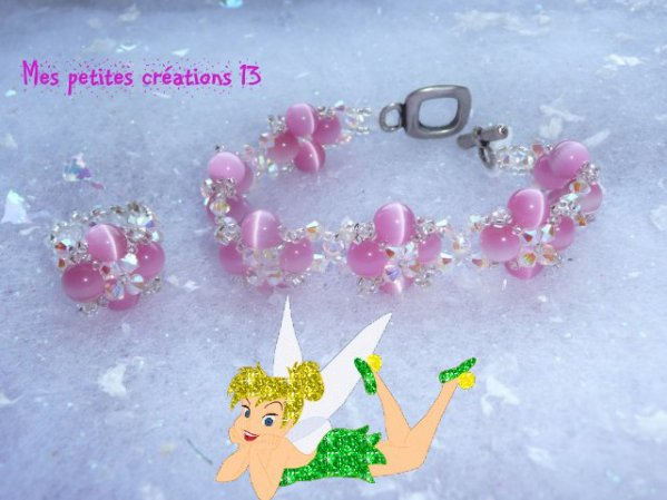 Bague plus bracelet 2