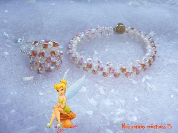 Bague plus bracelet  5