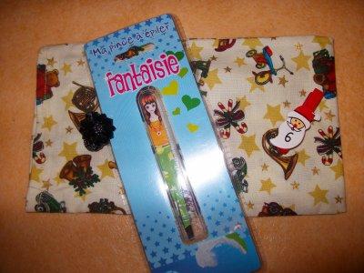 Calendrier de l' Avent 2010 de Jade 17 ans et Jessica 2 ans et 4 mois lundi  6 décembre