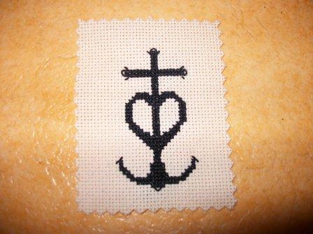 croix camarguaise 2