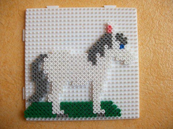 Perle Hama cheval 3