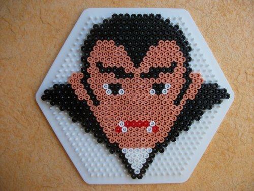 vampire 2 en perle hama