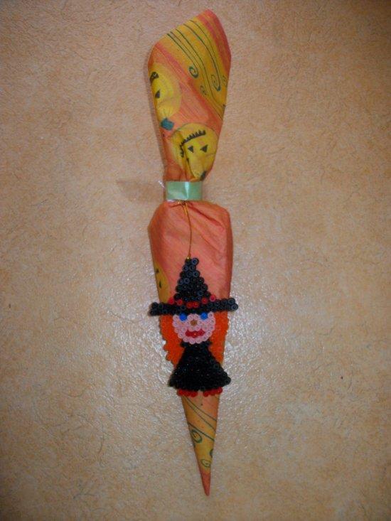 Surprise Halloween avec sujets en perles hama