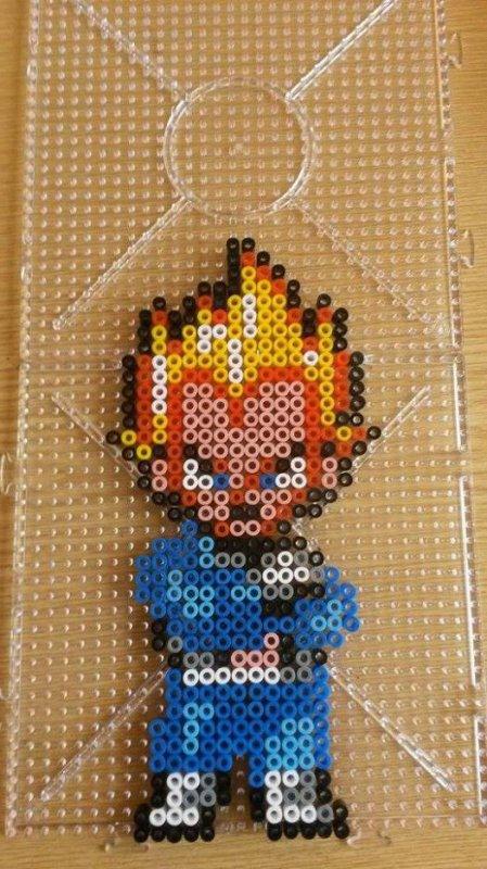 Personnages Dragon Ball Z Blog De Mes Petites Creations 13