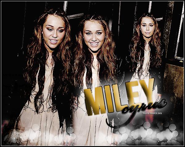 www.MILEY-SOURCE.skyrock.com ♦Ta source d'info' quotidienne sur Miley !