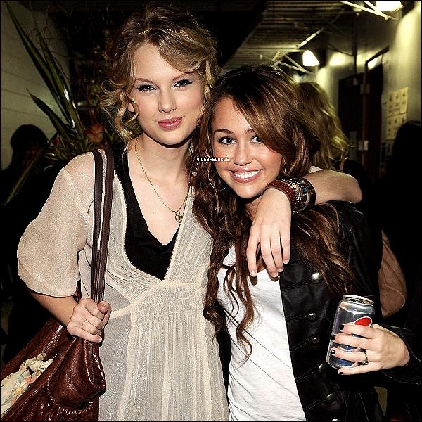 """. Un Nouveau film pour la Cyrus et la Swift ..  ___ Miley Cyrus  et Taylor Swift réunis dans un  film ?    .  ____________________________________________________________________________-----____88888888______ La rumeurs est lancé ! Miley et Taylor Swift jouerai prochainement dans le même film en tout cas c'est ce qu'affirme le site ?! disnology.com . C'est une comédie musicale . D'aprés les rumeurs Taylor et Tom Cruise aurait été choisis pour être dans ce film ,Miley Cyrus aussi? Le résumé du film : """"Rock of Ages"""" est l'histoire d'un jeune rockeuse qui essaye d'obtenir une grande rupture avec une fille de petite ville qui est aussi, poursuit son rêve. Les deux stars se retrouvent à Los Angeles en Californie dans une salle de concert qui est sur le point de fermer .. """"  Nous n'avons que ça comme information pour le moment. Une fois que le casting sera bouclé le tournage commencera en Janvier 2011 .      .   ."""