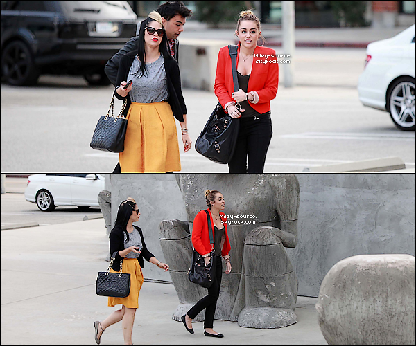 11 novembre 2011 |  Miley, Denika et Vijat ont été vu faisant du shopping dans Beverly Hills. TOP ou FLOP?
