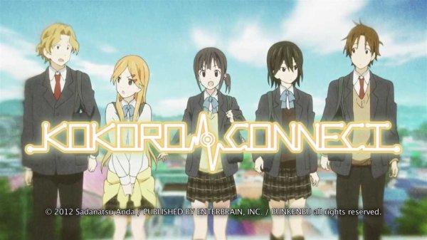 Rubrique manga n°6 : Kokoro Connect