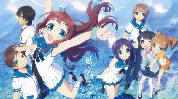 Rubrique manga n°7 : Nagi no Asukara