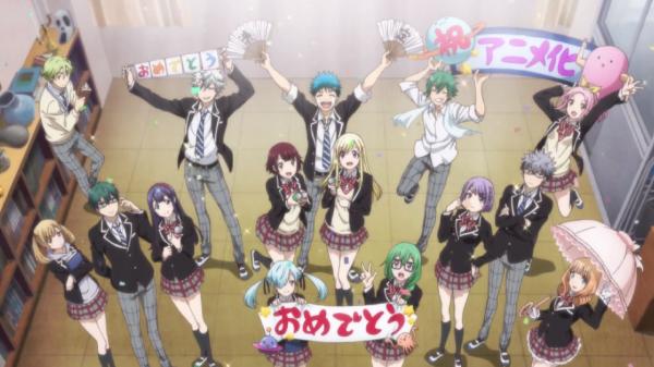 Rubrique manga n°9 : Yamada-kun to 7-nin no majo (Yamada-kun et les 7 sorcières) !