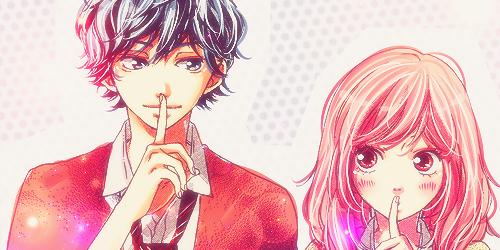 Rubrique manga n°14 : Ao Haru Ride !