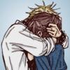 J'aurais voulu te garder dans mes bras pour toujours mais l'éternité m'aurait paru trop courte