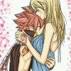 NaLu (Natsu x Lucy)