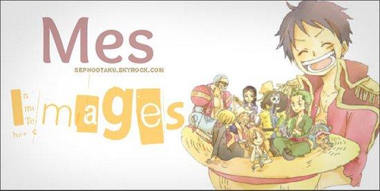 Page d'accueil de One Piece