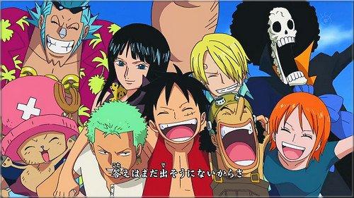 Classement ! Mes openings préférés de One Piece