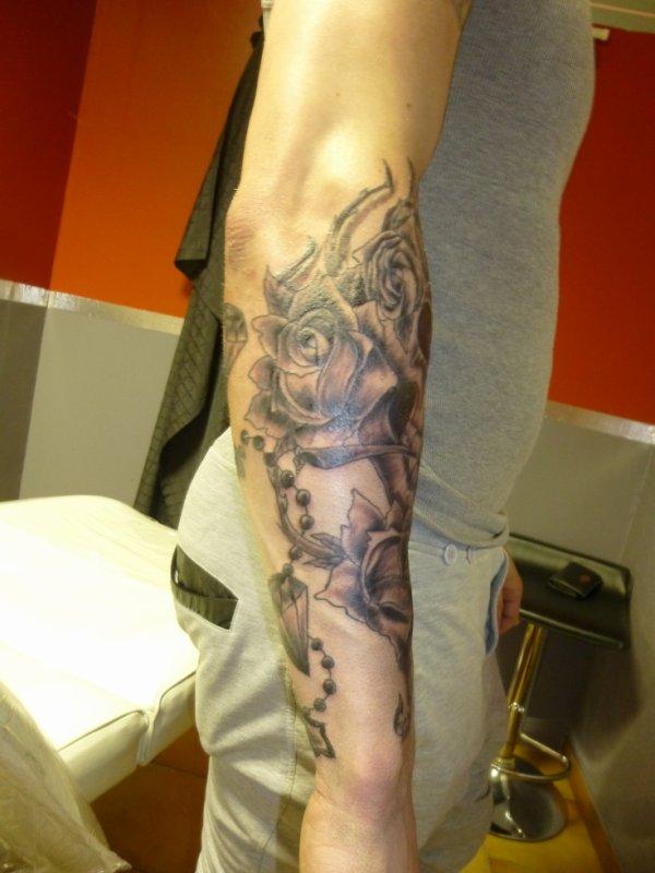 tattoo avant bras