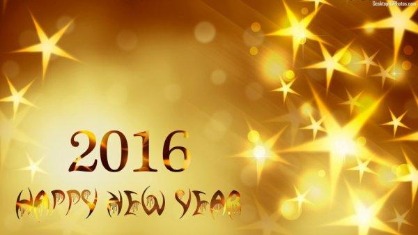une trés bonne année a tous