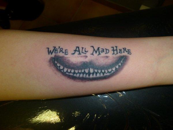 phrase avec sourire