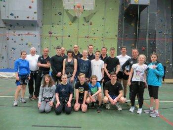 Stage judo ju-jitsu à Eupen - 14/04/2014 au 17/04/2014