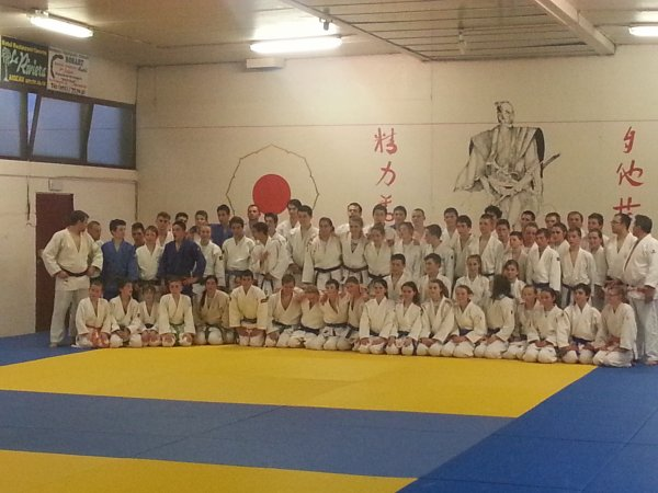 2ème entraînement provincial à Aiseau-Presles - 25/04/2014