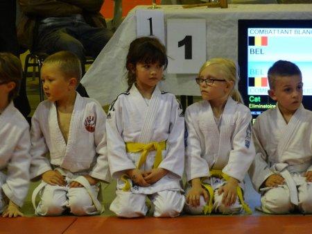 Compétition de judo à Ath - 26/04/2014