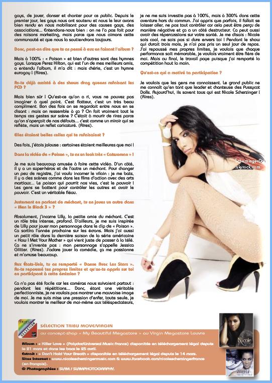 -- Vidéo des backstage du Shoot pour Tribu Move Magazine --