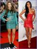 -- Katerina Graham & Nicole Scherzinger portent une robe de la même collection.. --