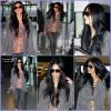 -- Lundi 31 Octobre 2011 : Après quelques jours à Londres,  Nicole à pris l'avion pour retournée à Los Angeles.. --