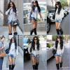 -- Lundi 07 Novembre 2011 : Nicole a été vues entrain de ce balader dans les rues de Los Angeles.. --