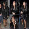 -- Jeudi 10 Novembre 2011 : Nicole a été vue au club Greystone Manor, à Los Angeles avec quelques amis.. --