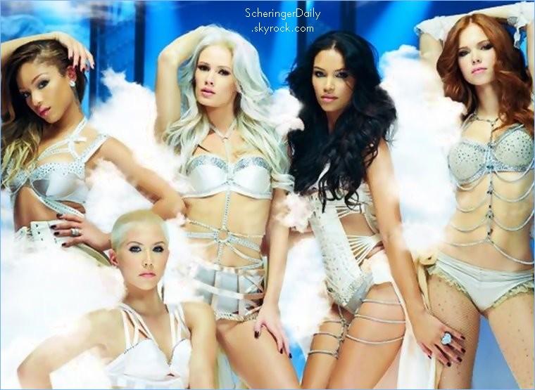 -- ScherzingerDaily vous propose de découvrir les nouvelles Pussycat Dolls.. --