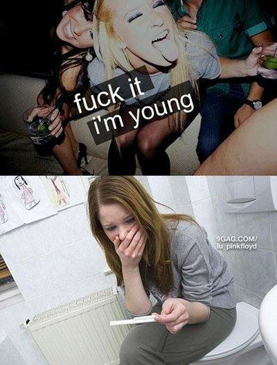 les jeunes sont-ils immunisés contre toutes les MST ?!