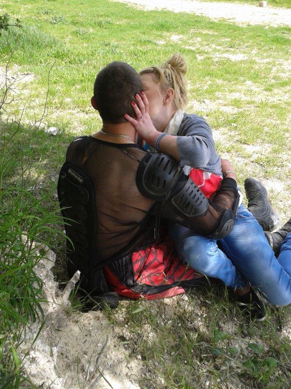 le gitan et sa femme <3