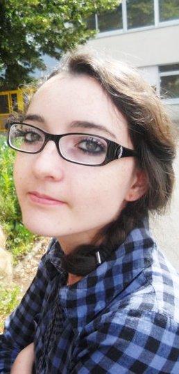Morgane, 16 ans, Le Mans...Le reste on s'en fou !