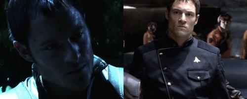 """Koran Thrace (Anthropologue/Mercenaire) - Inspiré du personnage de Karl Agathon dans la série """"Battlestar Galactica"""""""